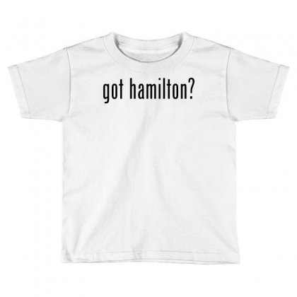 Got Hamilton Musical Toddler T-shirt Designed By Vr46