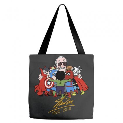 Memorial Rip Stan Lee The Father Of Heroes Tote Bags Designed By Vr46