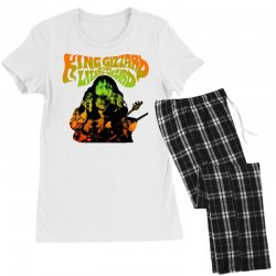 king gizzard Women's Pajamas Set | Artistshot