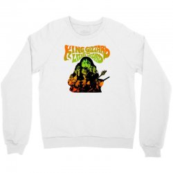 king gizzard Crewneck Sweatshirt | Artistshot
