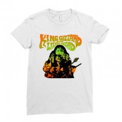 king gizzard Ladies Fitted T-Shirt | Artistshot