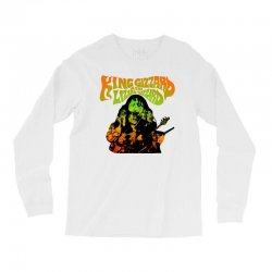 king gizzard Long Sleeve Shirts | Artistshot