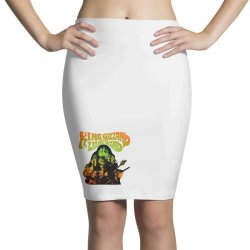 king gizzard Pencil Skirts | Artistshot