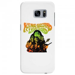 king gizzard Samsung Galaxy S7 Edge Case | Artistshot
