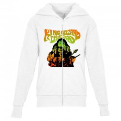 king gizzard Youth Zipper Hoodie | Artistshot