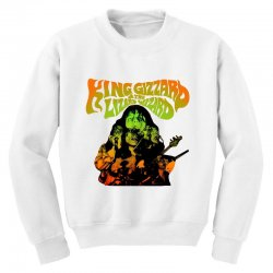 king gizzard Youth Sweatshirt | Artistshot