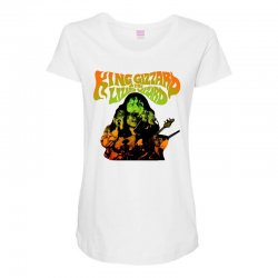 king gizzard Maternity Scoop Neck T-shirt | Artistshot