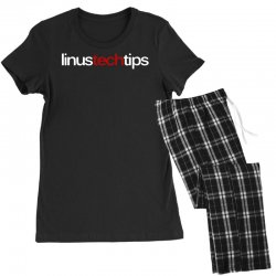 linus tech tips Women's Pajamas Set | Artistshot