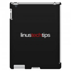 linus tech tips iPad 3 and 4 Case | Artistshot