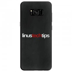 linus tech tips Samsung Galaxy S8 Case | Artistshot