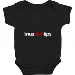 linus tech tips Baby Bodysuit | Artistshot