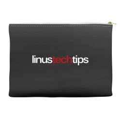 linus tech tips Accessory Pouches | Artistshot