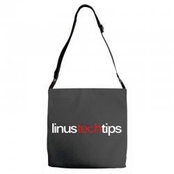 linus tech tips Adjustable Strap Totes | Artistshot