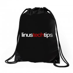 linus tech tips Drawstring Bags | Artistshot