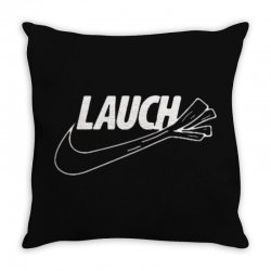 lauch. Throw Pillow | Artistshot
