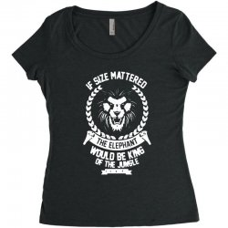 lady and the gramp Women's Triblend Scoop T-shirt | Artistshot