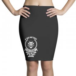 lady and the gramp Pencil Skirts | Artistshot