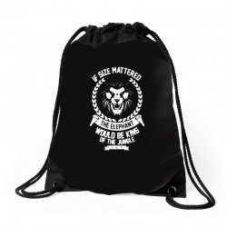 lady and the gramp Drawstring Bags | Artistshot