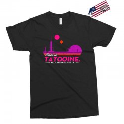 made in tatooine. all original parts. Exclusive T-shirt | Artistshot
