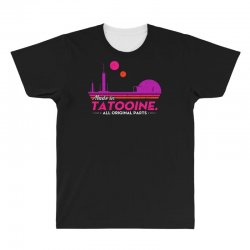 made in tatooine. all original parts. All Over Men's T-shirt | Artistshot
