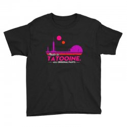 made in tatooine. all original parts. Youth Tee | Artistshot