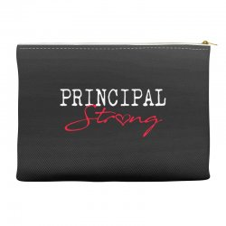 principal strong school Accessory Pouches | Artistshot