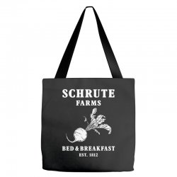 schrute farms bed and breakfast Tote Bags | Artistshot