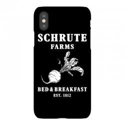 schrute farms bed and breakfast iPhoneX Case | Artistshot