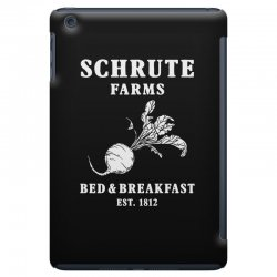 schrute farms bed and breakfast iPad Mini Case | Artistshot