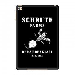 schrute farms bed and breakfast iPad Mini 4 Case | Artistshot