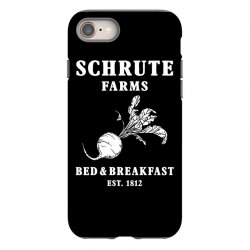 schrute farms bed and breakfast iPhone 8 Case | Artistshot