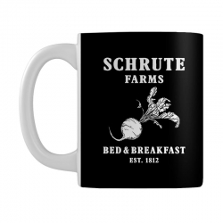 schrute farms bed and breakfast Mug | Artistshot