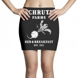 schrute farms bed and breakfast Mini Skirts | Artistshot