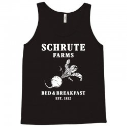 schrute farms bed and breakfast Tank Top | Artistshot