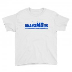 unanimous cooperstown, new york Youth Tee | Artistshot