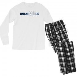 unanimous Men's Long Sleeve Pajama Set | Artistshot
