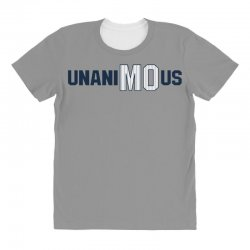 unanimous All Over Women's T-shirt | Artistshot