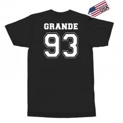 grande 93 Exclusive T-shirt | Artistshot