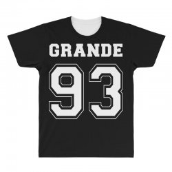 grande 93 All Over Men's T-shirt | Artistshot