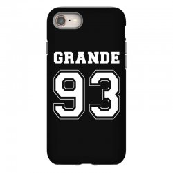 grande 93 iPhone 8 Case | Artistshot