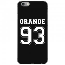grande 93 iPhone 6/6s Case | Artistshot