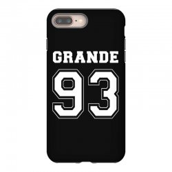 grande 93 iPhone 8 Plus Case | Artistshot
