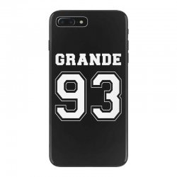 grande 93 iPhone 7 Plus Case | Artistshot