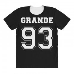 grande 93 All Over Women's T-shirt | Artistshot