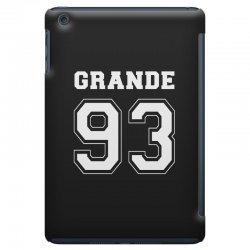 grande 93 iPad Mini Case | Artistshot