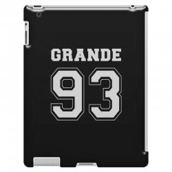 grande 93 iPad 3 and 4 Case | Artistshot