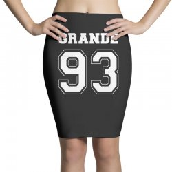 grande 93 Pencil Skirts | Artistshot