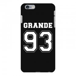 grande 93 iPhone 6 Plus/6s Plus Case | Artistshot