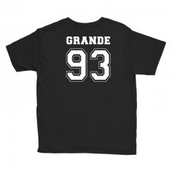 grande 93 Youth Tee | Artistshot