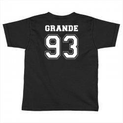 grande 93 Toddler T-shirt | Artistshot